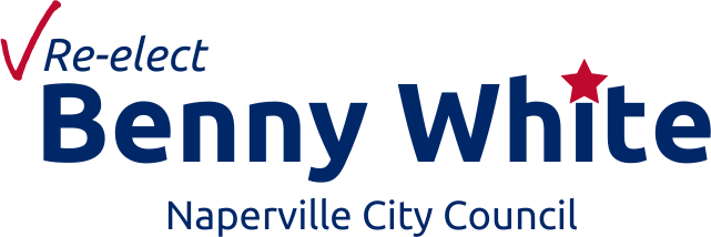 Benny White for Naperville City Council