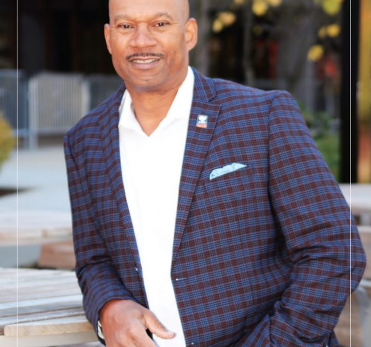Benny White of Naperville featured on Glancer Magazine's 15 Fascinating Faces of the Year